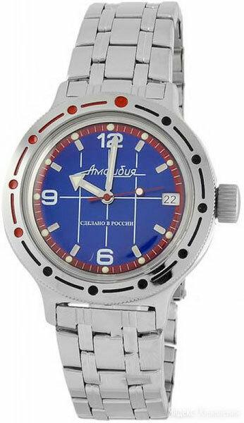 Наручные часы Восток 420331 по цене 4920₽ - Наручные часы, фото 0
