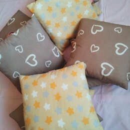 Аксессуары для безопасности - Бортики подушка в детскую кроватку, 0