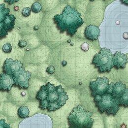 Настольные игры - НРИ карты от Venatus Maps, 0