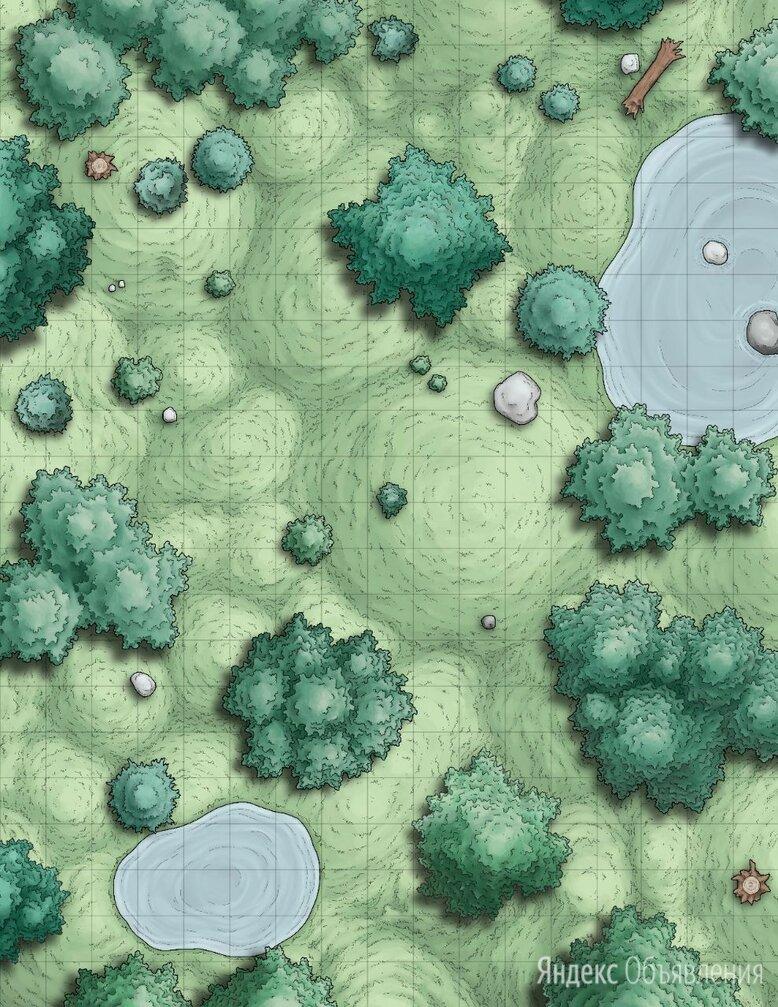 НРИ карты от Venatus Maps по цене 300₽ - Настольные игры, фото 0
