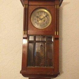 """Часы настенные - Старинные настенные механические часы """"Глория"""" Густав Беккер , 0"""