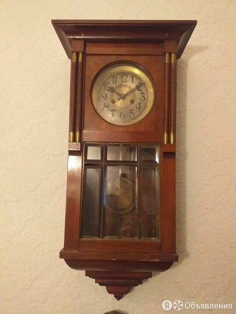 """Старинные настенные механические часы """"Глория"""" Густав Беккер  по цене 41000₽ - Часы настенные, фото 0"""