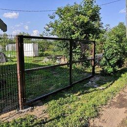 Дизайн, изготовление и реставрация товаров - Ворота, калитки / 3D забор, 0