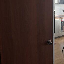 Межкомнатные двери - Дверь межкомнатная 800 бу (1шт) с доборами и фурнитурой - 500руб., 0