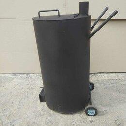 Бочки - Бочка - печь для сжигания садового мусора, 0