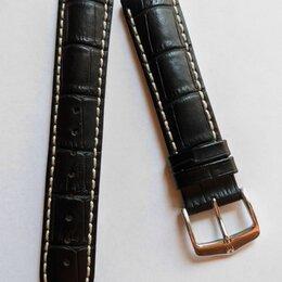 Ремешки для часов - Ремешок для часов Hirsch Modena 20 мм, 0