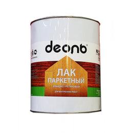 Лаки - Паркетный алкидно-уретановый лак Деоль LPG27, 0