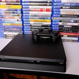 Игровые приставки - Sony playstation 4 Slim (PS4 Slim), 0