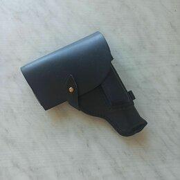 Кобуры - Кобура пм штатная чёрная, качество Премиум, 0