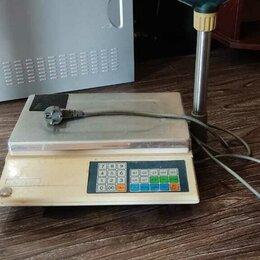 Весы - Весы электронные торговые cas ap, 0