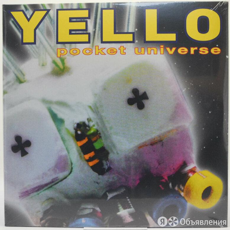 Yello — Pocket Universe (2LP), 1997 по цене 3690₽ - Виниловые пластинки, фото 0