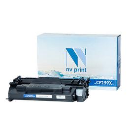 Расходные материалы для ламинаторов - Картридж HP LJ M304/M404/MFP M428 (10k) без чипа (NVP) NV-CF259X, 0