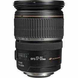 Объективы - Объектив canon EF-S 17-50mm f/2.8l, 0