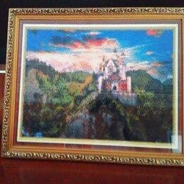"""Рукоделие, поделки и сопутствующие товары - Картина из алмазной мозаики """"Храм на холме"""", 0"""