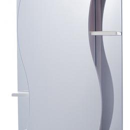 Кровати - Зеркальный шкаф VIGO Alessandro 3 - 55 №11-550 белый, 0