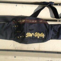 Дорожные и спортивные сумки -  поясная сумки  adventure - три разных варианта, 0