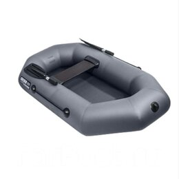 Надувные, разборные и гребные суда - лодка Аква Оптима 190 графит, 0