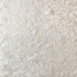 Ткани - Ткань. Белый муаровый шёлк., 0