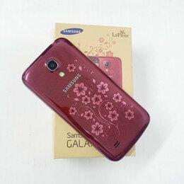 Мобильные телефоны - Смартфон Samsung Galaxy S4 mini 1.5ГБ 8ГБ GT-I9190 Red LaFleur красный, 0