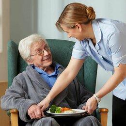 Бытовые услуги - уход за пожилой женщиной, 0
