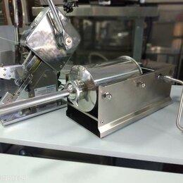 Прочее оборудование - Шприц колбасный Hurakan HKN-ISH3, 0