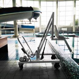 Прочие аксессуары - Подъёмник передвижной для бассейна MINIK-Agua, 0