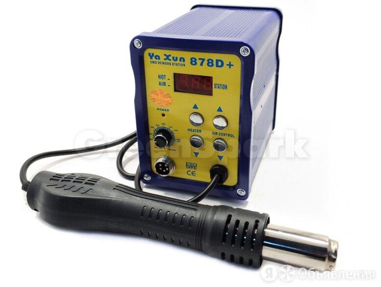 Термовоздушная паяльная станция YA XUN 878D+ по цене 3900₽ - Электрические паяльники, фото 0