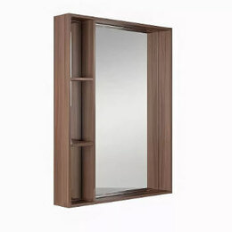 Диваны и кушетки - Aquaton Зеркальный шкаф Aquaton Фабиа 65 У ясень 1A172302FBB30, 0