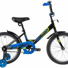 """Прочие аксессуары и запчасти - Велосипед novatrack twist 18"""" синий, 0"""