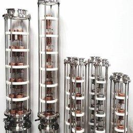 Самогонные аппараты - Колпачковая колонна, Медная колонна, Флейта, 0