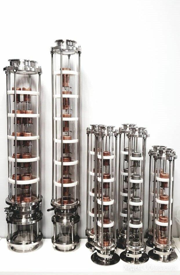 Колпачковая колонна, Медная колонна, Флейта по цене 250₽ - Самогонные аппараты, фото 0