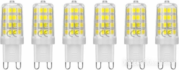 Комплект к вытяжке FABER Комплект ламп KIT 6 LED G9 2.5W 4000K 112 0505 117 по цене 6790₽ - Шнуры, плафоны и комплектующие для светильников, фото 0