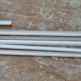 Отделочный профиль, уголки - Уголок внутренний пластиковый, 0