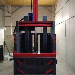Пресс-станки - Пресс для макулатуры и полимеров, 0