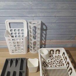 Подставки и держатели - Организация хранения на кухне, контейнеры, сушилка, 0