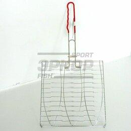 Решетки - Решётка-гриль Landmann для рыбы разм 28х28 см, 0