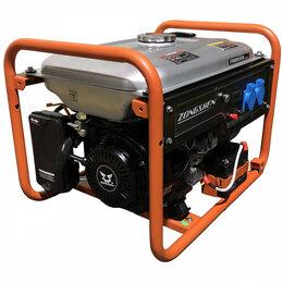 Водонагреватели - ZONGSHEN PB 3300 E Бензиновая электростанция, 0