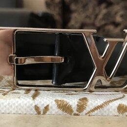 Ремни и пояса - Ремень Louis Vuitton оригинал , 0