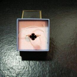 Кольца и перстни - Золотое кольцо Van Kleef 585 пробы , 0