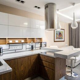 Мебель для кухни - Дизайн кухни п образной формы, 0