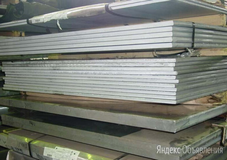 Лист алюминиевый 50х1200х3000 мм Д16 ГОСТ 17232-99 по цене 231₽ - Металлопрокат, фото 0