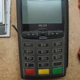 POS-системы и периферия - Терминал оплаты Ingenico iwl220, 0