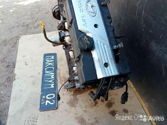 Двигатель G4EC по цене 35000₽ - Двигатель и топливная система , фото 0