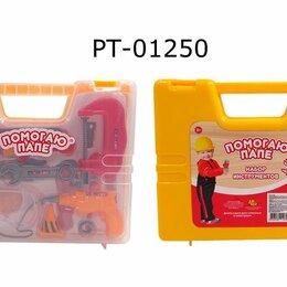 Детские наборы инструментов - Набор инструментов в чемоданчике, 16 предметов, 0