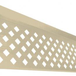 Заборчики, сетки и бордюрные ленты - GRANDLINE Полотно декоративное 360х2500 RAL 1013, 0