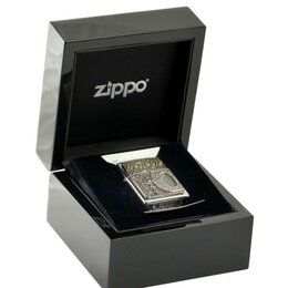Пепельницы и зажигалки - Зажигалка Zippo 80th 1932-2012 коллекционная, 0