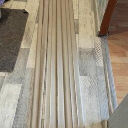 Плинтусы, пороги и комплектующие - Плинтус напольный 47 мм, 0