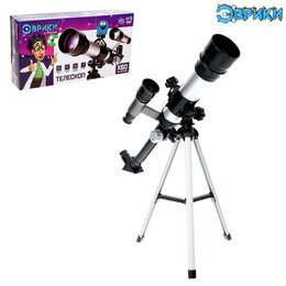 Детские микроскопы и телескопы - Телескоп 'Юный астроном', увеличение х60, 0
