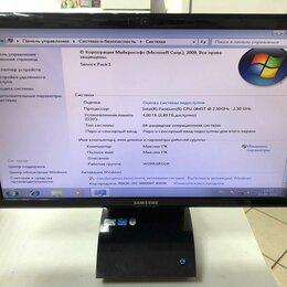Моноблоки - Компьютер-моноблок Samsung DP300A2A-B01RU, 0