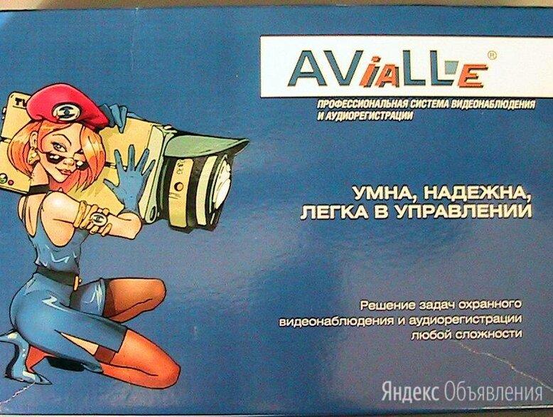 Плата видеозахвата AviaLLe TW-08х08-Е по цене 2000₽ - Видеозахват, фото 0